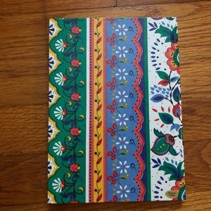 Other - NWOT Small Vintage 90s Journal/Notebook
